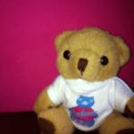 Popdance Tots bear - Popcorn