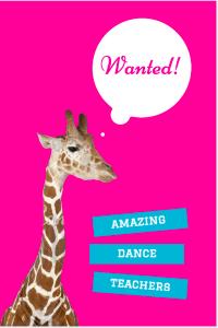 jobs for dance teachers