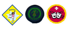 brownies, guides, rainbows, beavers, cubs, scouts dance badge