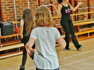 Pop dance school holiday camps