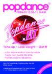 Popdance fit class fridays