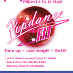 Popdance Fit Hitchin 9.30am
