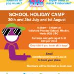 Popdance Summer Camp